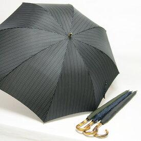 紳士雨傘手元から伸びる中棒部分までが葡萄で作られているという,こだわりのデザインです.メンズ葡萄手元木棒雨傘(手開き式)