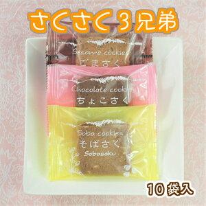 お歳暮 ギフト さくさく 10入 菓子庵石川 贈答用 お菓子 セット お土産 クッキー 焼き菓子 送料無料