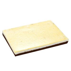 (PB)丸菱 冷凍ケーキ シートケーキ チョコバナナ 22cm×30cm(冷凍) 手作りバレンタイン