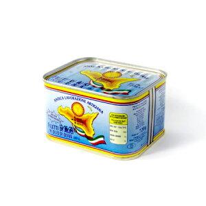 ペッシェアッズーロ アンチョビ ピースオブアンチョビ ひまわりオイル漬け 缶入り 720g 【常温】