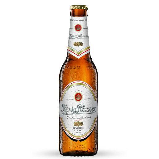 世界のビール ドイツビール ケーニッヒ ピルスナー 330mlx6本