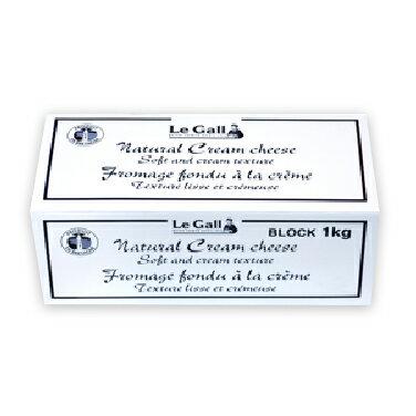 Legall ルガール クリームチーズ 1kg【冷蔵】