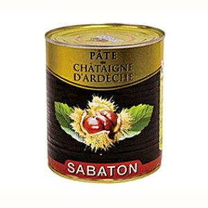【予約商品】SABATON (サバトン) AOC シャテーニュ ダルデッシュ マロンペースト 1kg【常温】