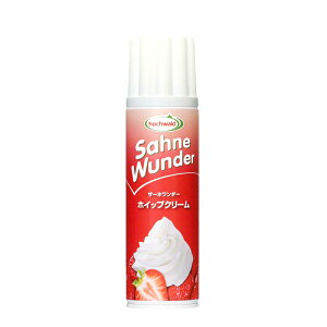 SKW ザーネワンダーホイップクリーム 250ml【常温】