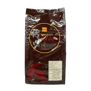 純ココア レッドココアパウダー カカオパウダー 1kg Marubishi Redcocoa(PB)丸菱(常温)