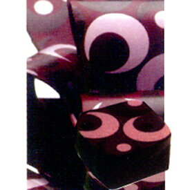 チョコレート 転写シート カロリーナ 1枚(夏季冷蔵) 手作りバレンタイン