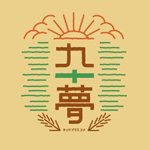 丸菱 国産強力粉 小麦粉 九+夢 1kg【チャック袋】【常温】【小分け】