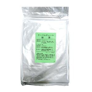 大東 クーベルチュールチョコ 抹茶 2kg(夏季冷蔵) 手作りバレンタイン