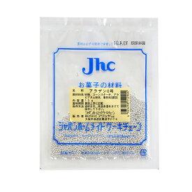 (ネコポス可)Jhc アラザン 0号 直径約2mm 15g(常温)