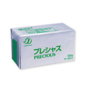 (お取り寄せ商品)Jオイルミルズ プレシャス マーガリン 無塩 500g×20個(冷蔵)