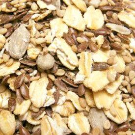 4種雑穀トッピング用ブレンド シードミックス 1kg オーツ麦 アマニ ひまわりの種 ごま(常温)