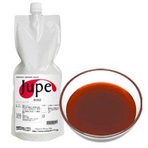 【お取り寄せ商品】ナリヅカ JUPE (ジュペ) 濃縮ペースト ローズ 1kg 薔薇 【常温】