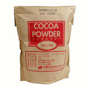 純ココア 大東カカオ ブラックココアパウダー 1kg(常温)