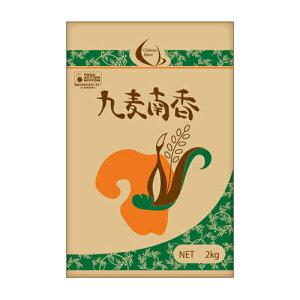 (PB)丸菱 九州産 パン用強力粉 小麦粉 九麦南香 2kg(チャック袋)(常温)(小分け)