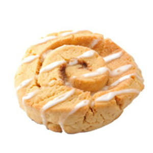 (お取り寄せ商品) イズム 冷凍パン生地 シナモンロールクッキーGF 85g×24個 (冷凍)