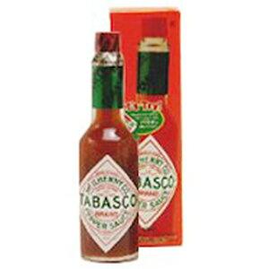 TABASCO タバスコ ペパーソース 60ml(常温)