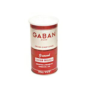 GABAN(ギャバン) ガラムマサラパウダー 350g(常温)