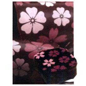 (季節商品)チョコレート 転写シート 桜 1枚(夏季冷蔵) 手作りバレンタイン