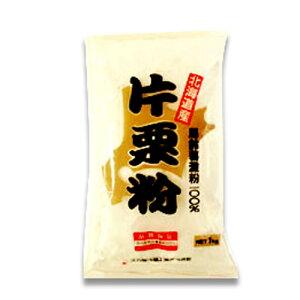 火乃国食品 国産 片栗粉 馬鈴薯澱粉 1kg 【常温】