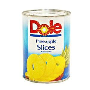 【エントリーで最大600Pプレゼント】Dole スライスパイナップル缶詰 パイン 3号缶 567g【常温】