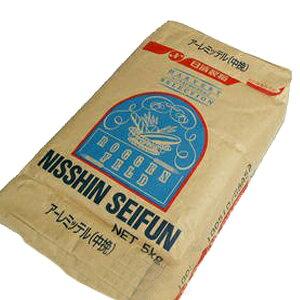 【予約商品】日清製粉 中挽きライ麦粉 アーレミッテル 5kg【常温】