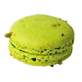 (PB)丸菱 冷凍Mマカロン(解凍後要冷蔵) ピスタチオ (大) 直径45mm×30個(冷凍)