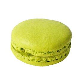 (PB)丸菱 冷凍Mマカロン(解凍後要冷蔵) ミニマカロン 抹茶 (小) 直径38mm×30個(冷凍)