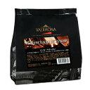 ヴァローナ チョコレート PERLES CRAQUANTES NOIR パール クラッカン 1kg 業務用 (夏季冷蔵) 手作りバレンタイン