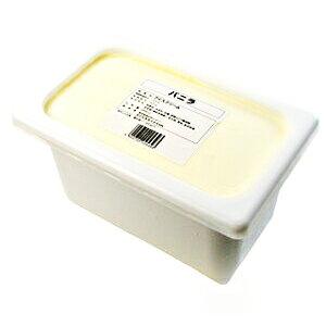 森永乳業 バニラアイスクリーム 4L(冷凍)
