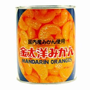製菓用 国内産みかん 大粒 2号缶(常温)
