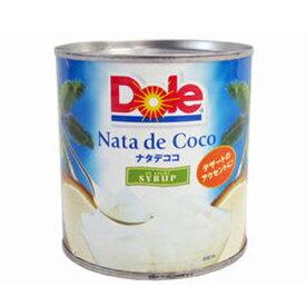 ドール フィリピン産 ナタデココ缶詰 430g(常温)