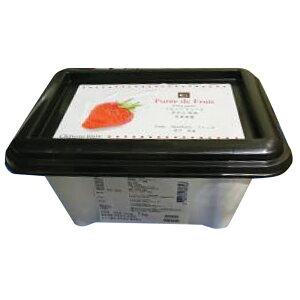 【冷凍】シャトーブラン(スイートキッチンオリジナル)フレーズ(イチゴ)ピューレ1kg