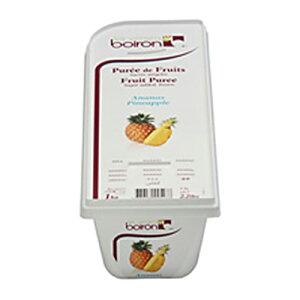 boiron (ボワロン) アナナ パイナップル ピューレ 1kg ボアロン(冷凍)