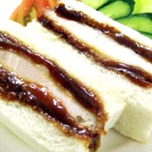 サンドイッチ用サクッとやわらかトンカツ 厚切り 120g×12 (冷凍)
