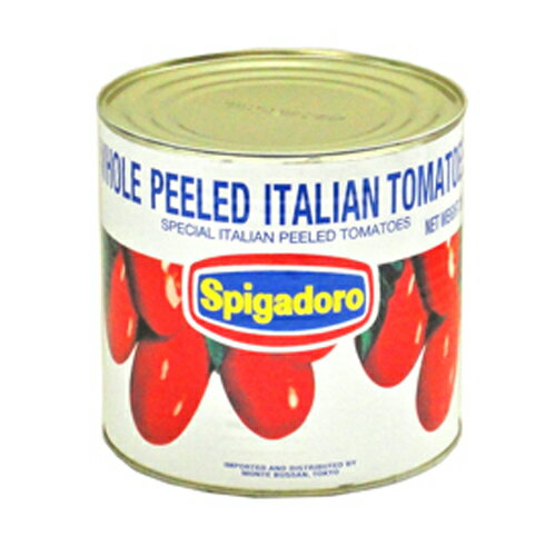 Spigadoro ホールトマト 缶詰 2550g【常温】