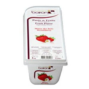 【冷凍】【お取り寄せ】ボワロン(ボアロン)マラデボワピューレ1kg×6