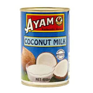 GABAN (ギャバン) AYAM ココナッツミルク 4号缶【常温】
