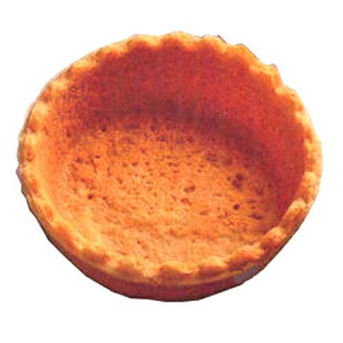 リボン食品 クッキータルトフラットL CT-IF 焼成済業務用クッキー生地タルト 192個入 【常温】