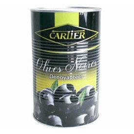 アールノー社 ブラックオリーブ種抜き 2kg 約560粒 【常温】