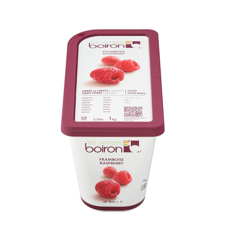 boiron (ボワロン) フランボワーズ 1kg【冷凍】