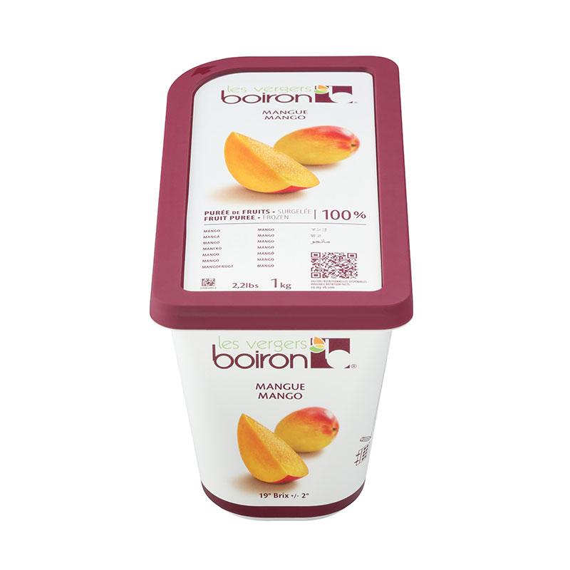boiron (ボワロン)マンゴーピューレ 1kg【冷凍】ボアロン