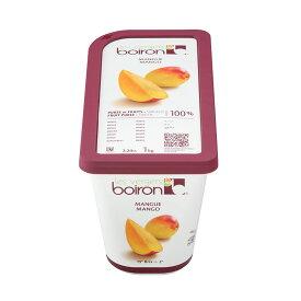 boiron (ボワロン) マンゴーピューレ 1kg【冷凍】ボアロン