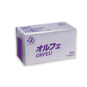 (お取り寄せ商品)Jオイルミルズ オルフェ マーガリン 無塩 500g×20個 10kg (冷蔵)