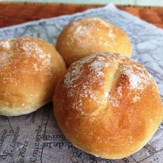 【エントリーでポイント2倍】焼成済冷凍パン ジャガイモパン 30g 20個入 【冷凍】