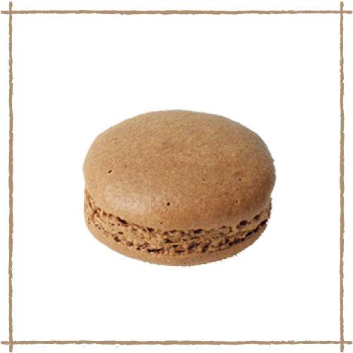 【冷凍】一流パティシエも認める美味しい M マカロン ショコラ 30個入り