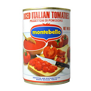 montebello (モンテベッロ) ダイストマト 400g(常温)