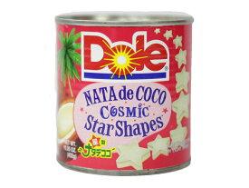 Dole スターシェイプナタデココ 缶詰 432g【常温】 クーポン