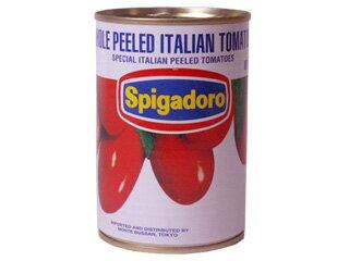 モンテベッロ イタリア産 スピガドーロ ホールトマト缶詰 400g 【常温】