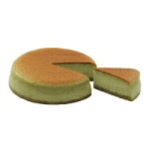 【PB】丸菱 冷凍ラウンドケーキ 抹茶スフレ 抹茶チーズケーキ 18cm【冷凍】