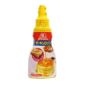 森永 ケーキシロップ メープルタイプ 200g(常温)